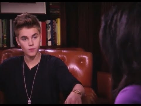 Justin Bieber Oprah's Next Chapter Interview 2012 - First Look