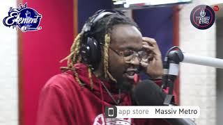 MMTV EPISODE XI - ShabZi Madallion Drops A Freestyle On The Element