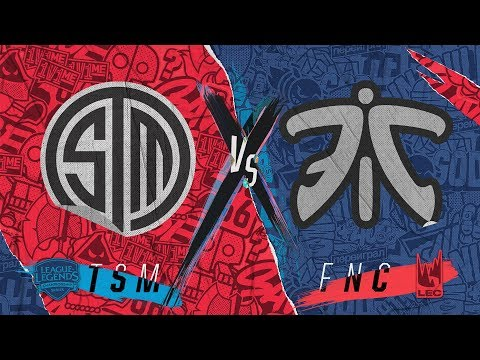 TSM vs FNC - Day 3 | Rift Rivals | TSM vs. Fnatic (2019)
