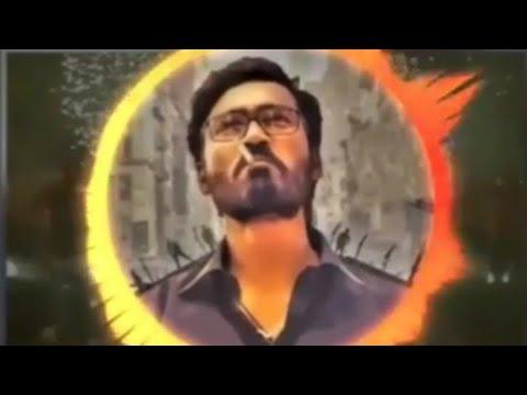 Dhanush Mass Dialogue | Attitude | Single Boys | Whatsapp Status | VIP 2 | Inspirational Dialogue