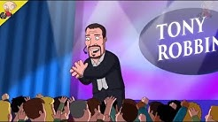 Family Guy Tony Robbins
