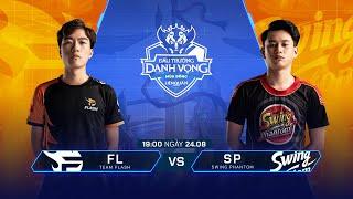 Team Flash vs Swing Phantom | FL vs SP [Vòng 8 - 24.08] - ĐTDV Mùa Đông 2019