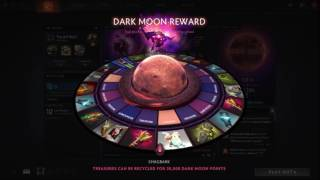 Dota2 [7.00] 3$ Set drop in Rylai's Battle Blessing and New Winter 2017 Treasure I from Dark Moon