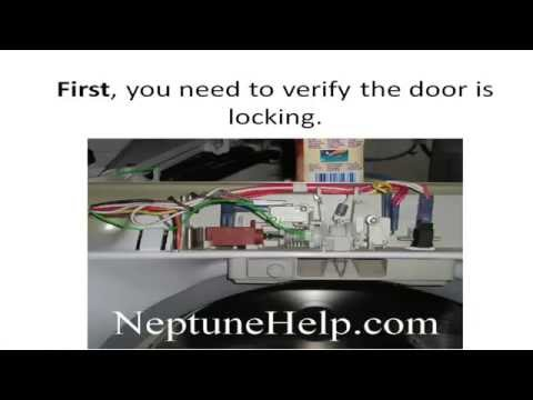 Maytag Neptune Control Board R11 And Q6 Repair No Spi