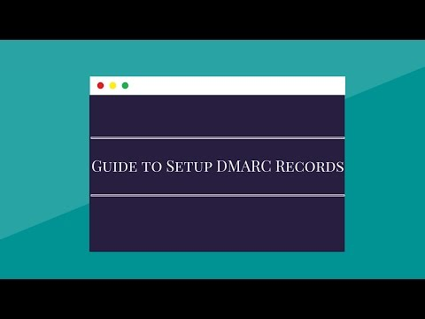 Guide to Setup DMARC Records   EasySendy Pro