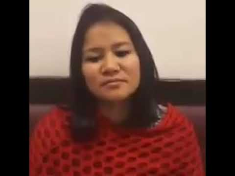 TODAY VANDANA RAI TALKING ABOUT ON THE ISSUE OF GORKHALAND