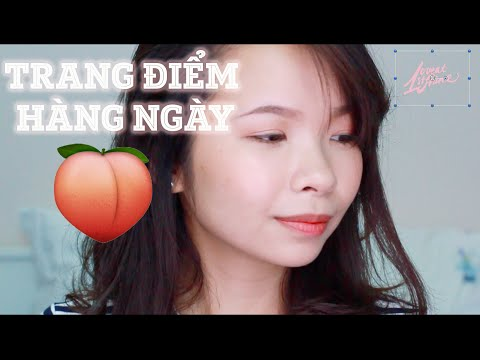 Trang Điểm Hàng Ngày // My Every Day Makeup Look | Loveat1stshine