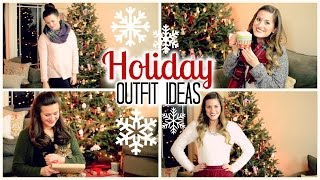 Holiday Outfit Ideas 2014! Thumbnail