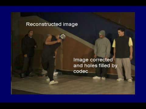 Virtual Viewpoint Video