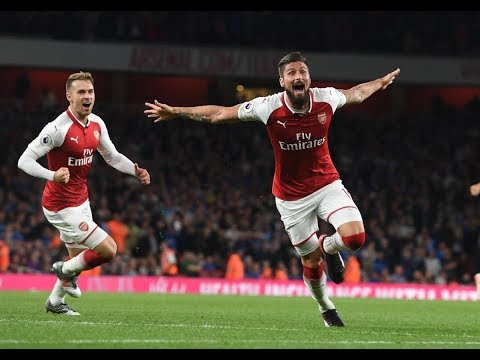 Arsenal 4 Leicester 3 | I need a *ucking drink!!!