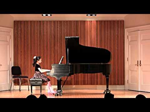 Jennifer Liu: Chopin Nocturne no.20   Piano lessons by Yevgeny Morozov, Central NJ