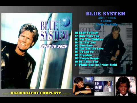 BLUE SYSTEM - ON AND ON mp3