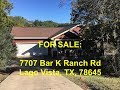 Great HUD Homes -- HUD King tours 7707 Bar K Ranch Rd