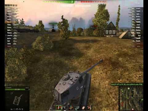 Tiger II- Prokhorovka