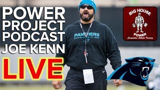 Mark Bell's Power Project EP. 46 Live with Carolina Panthers Strength Coach Joe Kenn