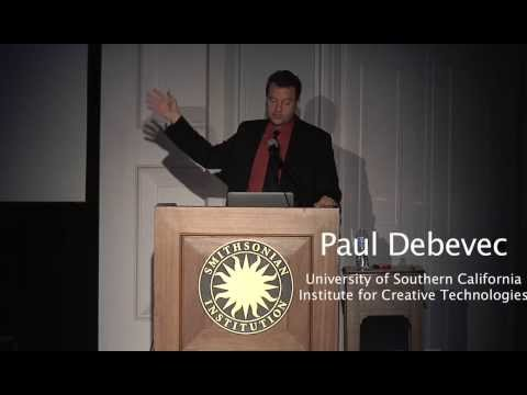 Smithsonian X 3D Conference, Opening Keynote - Paul Debevic