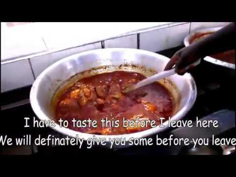 AFRICAN FOOD-GHANA CUISINE