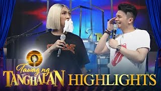 Tawag ng Tanghalan: Vhong pokes fun at Vice