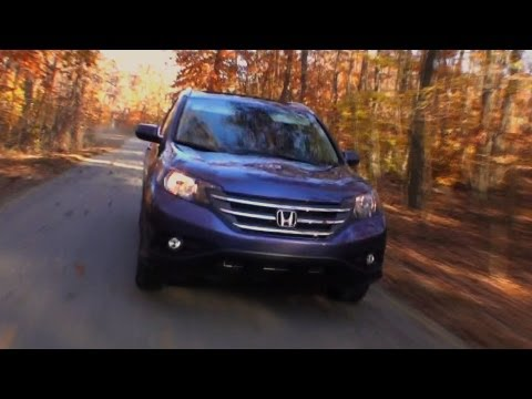 2012 Honda CR V first look Consumer Reports