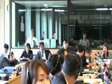 Japan's envoy to UN tells fellow diplomats to shut up