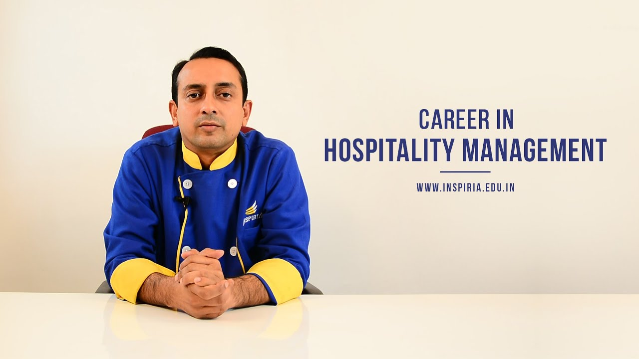 Career in Hospitality Management | BHM Career Guidance ...
