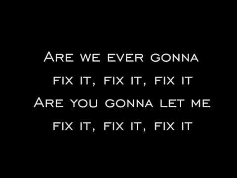 Dinah Jane - Fix It Lyrics