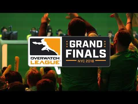 Overwatch League Grand Finals | Barclays Center | July 27 & 28