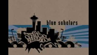 Blue Scholars - Evening Chai [HQ]