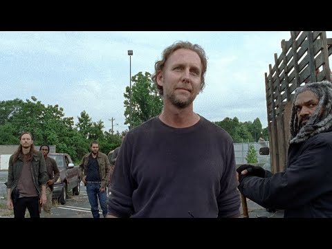 TWD S7E2 - The Kingdom Meets With The Saviors
