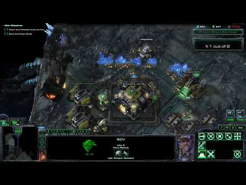 StarCraft 2: Shadow of Liberty 01 - The Covert Ops