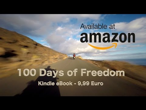 100 Days of Freedom - Jetzt auch als Kindle eBook