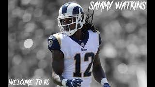 Sammy Watkins - Zoooom (Welcome to KC) ᴴᴰ