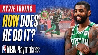 How to Crossover Like Kyrie Irving | NBA Breakdown