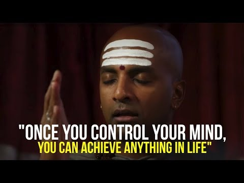 DANDAPANI : How To Control Your Mind  (USE THIS to Brainwash