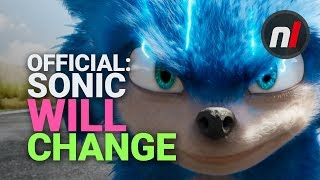 Director Confirms: Sonic WILL Get a Redesign (2019 Movie)
