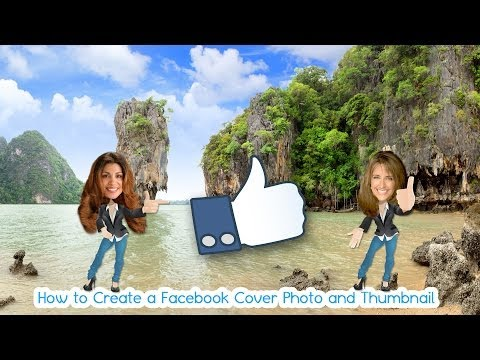 How to Create a Facebook Timeline Cover Photo and Thumbnail for FREE 2014
