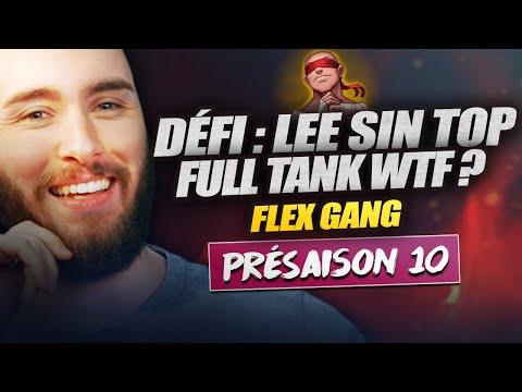 Vidéo d'Alderiate : [FR] ALDERIATE, RHOBALAS & LE FLEX GANG  - PRÉSAISON 10 - LEE SIN VS GAREN - C'EST LE MAX SHIELD