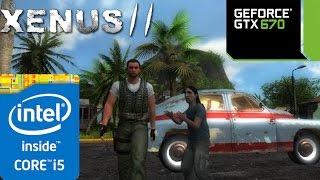 Xenus 2 -Max Settings- GTX 670 Gameplay