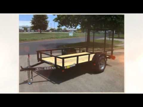 Used UTILITY Trailers For Sale in USA at Usedtrucksinusa.com