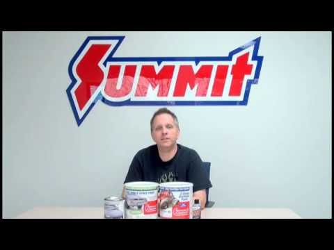 Automotive Painting - Base Coat Paint - Summit Racing Quick Flicks