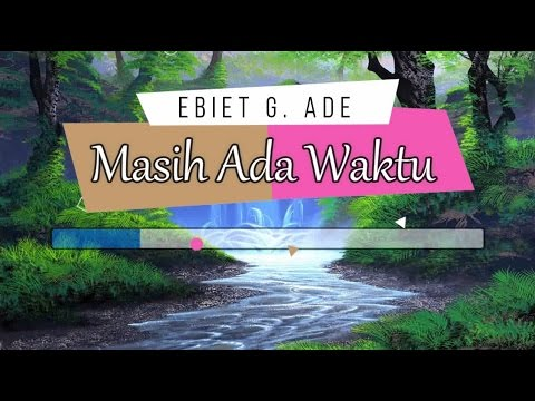 [Midi Karaoke] ♬ Ebiet G. Ade - Masih Ada Waktu ♬ +Lirik Lagu [High Quality Sound]