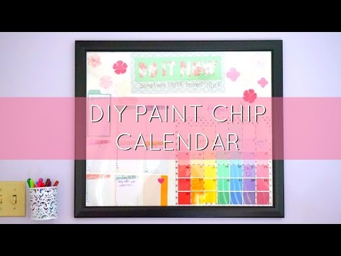diy-paint-chip-calendar