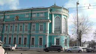 видео Галерея Шилова на Знаменке