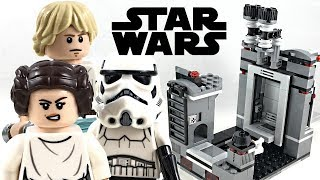 LEGO Star Wars Death Star Escape review! 2019 set 75229!