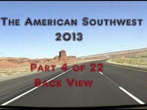 Trip to Las Vegas & California 2013 | 4 of 22 | Rifle, CO to Salina, UT  | Rear