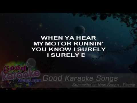 The Lumberjack  - Jackyl (Lyrics Karaoke) [ goodkaraokesongs.com ]