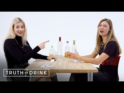 My First Same Sex Partner and I Play Truth or Drink   Truth or Drink   Cut