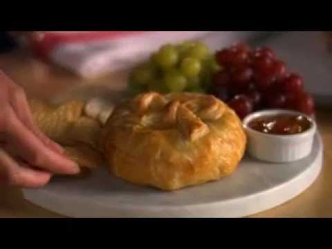 Puff Pastry Wrapped Brie (Puff Pastry Recipe)
