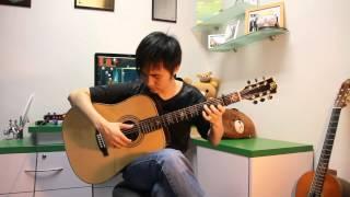 我的歌声里 (You Exist In My Song) - Steven Law (with tab)