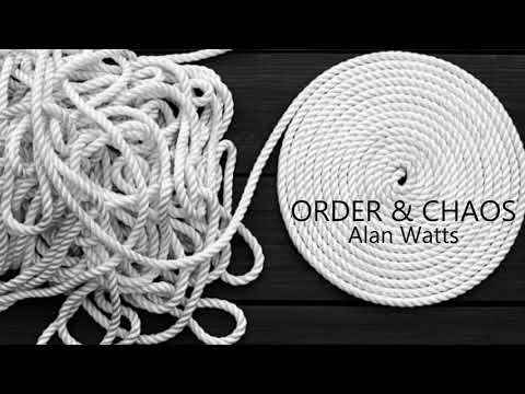 Taoism - Order and Chaos (Randomness) | Alan Watts